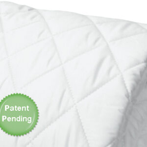 NaturaProtect Deluxe Crib Mattress Protector