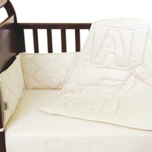 Organic 3 Piece Crib Set