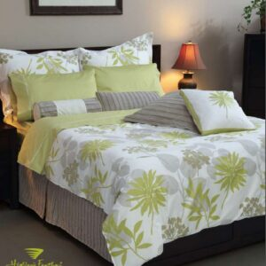 Eco Green Duvet Set