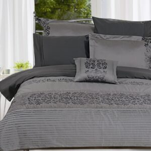 Natori Soho Duvet Cover Set