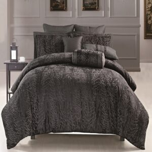 Leopard Duvet Cover Set