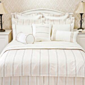 Hotel Style Duvet Cover Set (Khaki)
