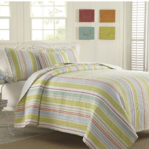 William Stripes Quilt Set