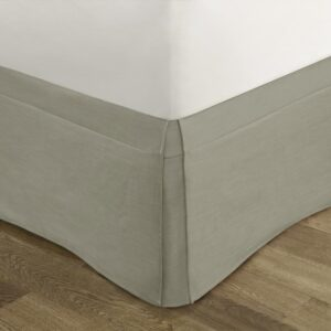 Novella Bed Skirt Grey