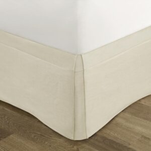 Novella Bed Skirt Ivory